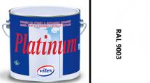Vitex Platinum satén RAL 9003 0,75L